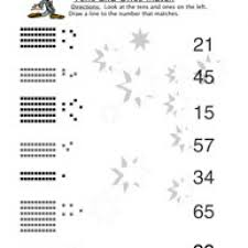 subtraction subtraction worksheets with tens and ones free
