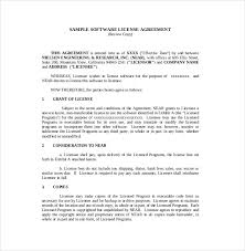 sample agreement form sample memorandum of understanding example