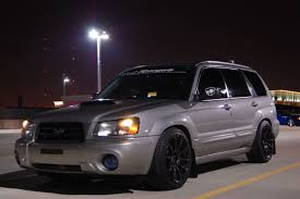 subaru forester stance the forester xt thread nasioc