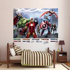 superheroes u0026 villains wall decals you u0027ll love wayfair