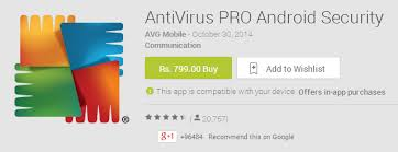 avg pro apk antivirus pro mobile security for android