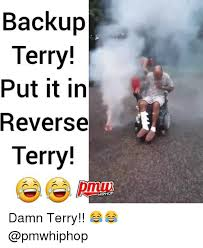 Terry Meme - backup terry put it in reverse terry hiphop damn terry