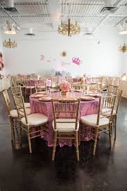 baby shower venues in sweet girly baby shower