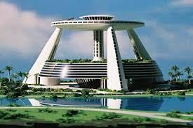 building concept futuristic building design concept