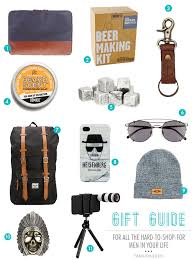 gifts for guys gift guide for men