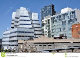 frank gehry floor plans nyc frank gehry u0027s iac building editorial stock photo image