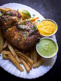 pollo a la brasa is an easy peruvian chicken recipe with