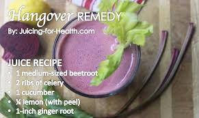 best cure for hangovers you can reduce hangover symptoms by the right juices