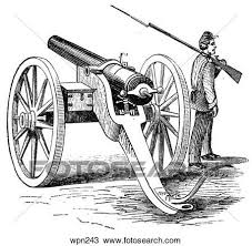 drawing of whitworth cannon american civil war wpn243 search
