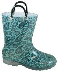 light up rain boots smoky mountain boots kids rubber light up boots fort