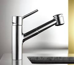 kwc kitchen faucets kwc 10 211 033 127 single handle pull out kitchen faucet