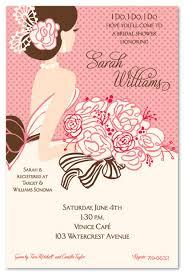 bridal invitations bridal party invitations marialonghi
