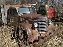 Vintage Ford Truck Parts For Sale - private junkyard tour divco diamond t ford chevy etc etc