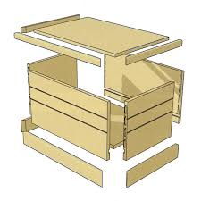 Build A Simple Toy Chest by How To Build A Toy Box 4 Steps