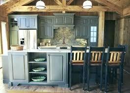 log cabin kitchen cabinets log cabin cabinets medium size of prefab cabins micro kitchen