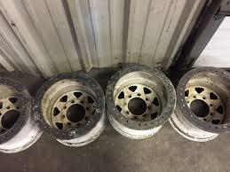 jeep beadlock wheels 15 x 10 chevy 8 lug bead lock wheels with 3 5 backspace 1977 cj5