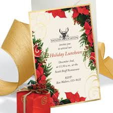 how to write company christmas party invites that impress the
