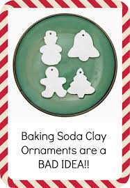 baking soda clay ornaments review does it work green