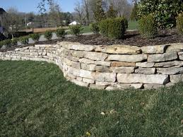 retaining walls natural stone starting at 20 00 per sq ft