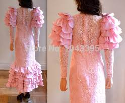 80s Prom Dress Lace Bridal Dress Picture More Detailed Picture About Vintage