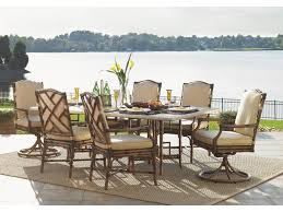 tommy bahama outdoor living island estate veranda outdoor dining