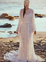 boho wedding dress plus size aliexpress buy lace plus size wedding dresses
