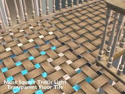 mod the sims trellis transparent floor tiles