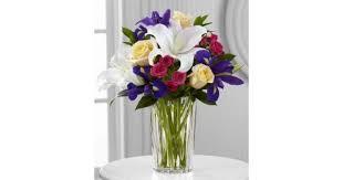 vera wang flowers vera wang new day dawns bouquet