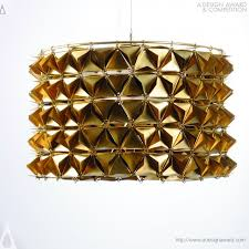 a design award and competition faceted tactile light series
