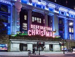 london christmas windows 2014 christmas window displays ldnfashion