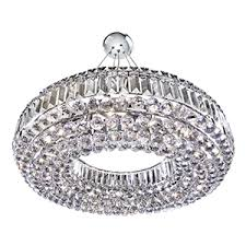 black crystal pendant light chrome round 10 light crystal ceiling light circular shape height