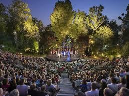 Botanic Gardens Open Air Cinema Regent S Park Open Air Theatre Theatre In Regent S Park