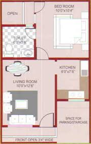 1 bhk floor plan nikhil magnolia green first floor plan 1bhk 1t 400 sq ft 400 sq