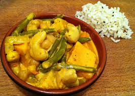 cuisiner l ananas curry végétarien aux patates douces ananas et noix de coco envie