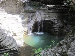 Matthiessen State Park Trail Map by Buttermilk Falls Ithaca Ny Awesome Hike Visitithaca Com