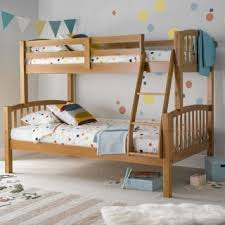 Bunk Beds Bunk Beds For Kids And Adults Happy Beds - Triple bunk bed wooden