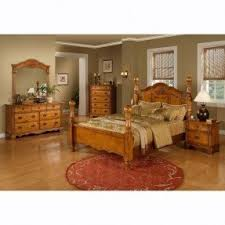 Four Post King Size Bedroom Sets Foter - King size bedroom set solid wood