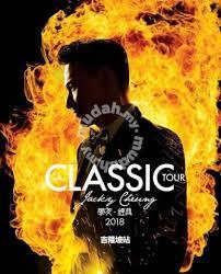 jacky cheung malaysia 28 jan 2018 music movies books magazines