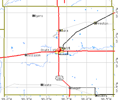 pratt map pratt kansas ks 67124 profile population maps estate