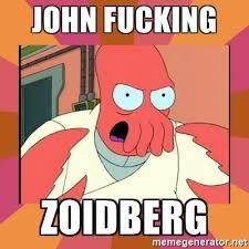 Zoidberg Meme Generator - john fucking zoidberg angry zoidberg meme generator