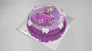 sofia cakes princess sofia cake easy
