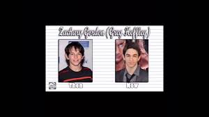 diary of a wimpy kid then and now