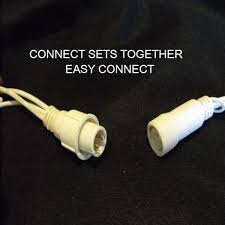 how to connect outdoor christmas lights christmas lighting and christmas decoration company in ireland