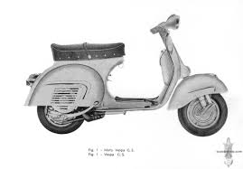vespa gs160 owner u0027s manual