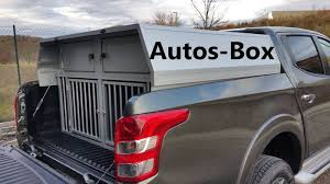 auto box am礬nagement de up sur mesure en aluminium