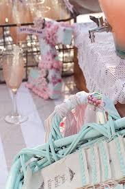 kara u0027s party ideas shabby chic spring floral bridal shower