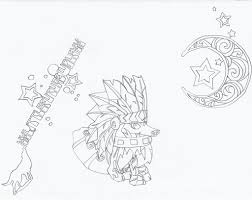sketch animal jam kosho9000 by qtangelaj on deviantart