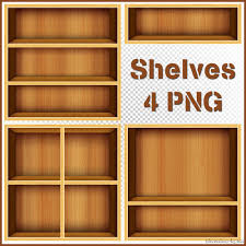 Wooden Shelf Photoshop Tutorial by Shelves Clipart Free Download Clip Art Free Clip Art On