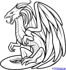 coloring dragon u2013 pilular u2013 coloring pages center
