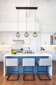 Kitchen Island Chandelier Lighting Kitchen Island Lighting Spotted Inside Corona Del Mar Residence